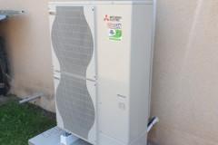 Pac air/eau (extérieure)